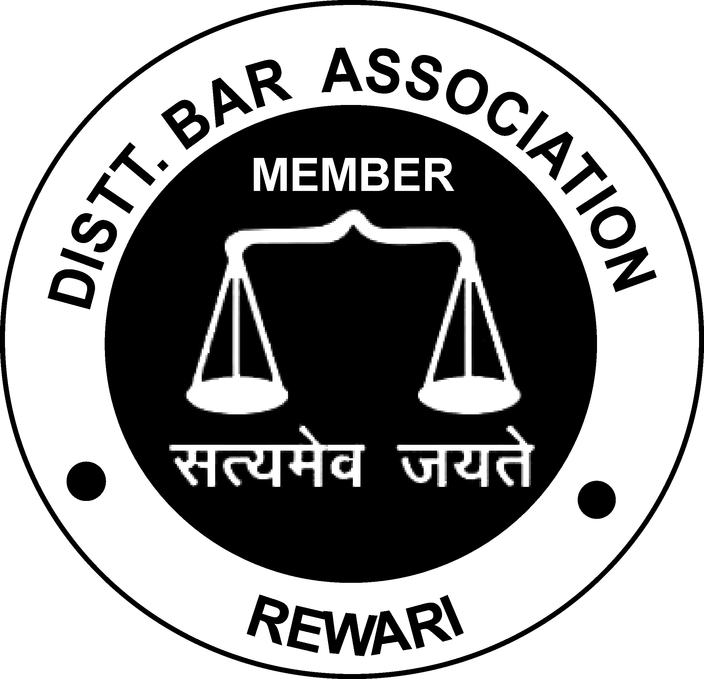DISTRICT BAR ASSOCIATION REWARI